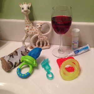 Survival Teething Kit