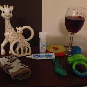 Teething Care Kit